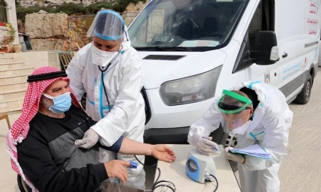 الصحة الفلسطينية: 27 وفاة و 2397 إصابة جديدة