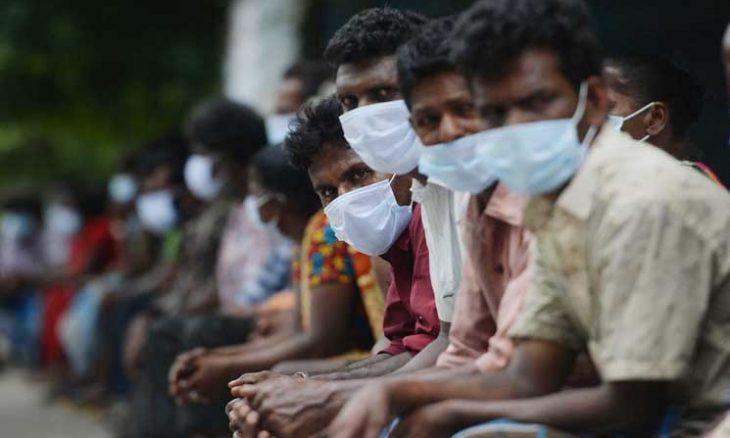 الهند تسجل أقل زيادة يومية بالإصابات منذ 45 يوماً
