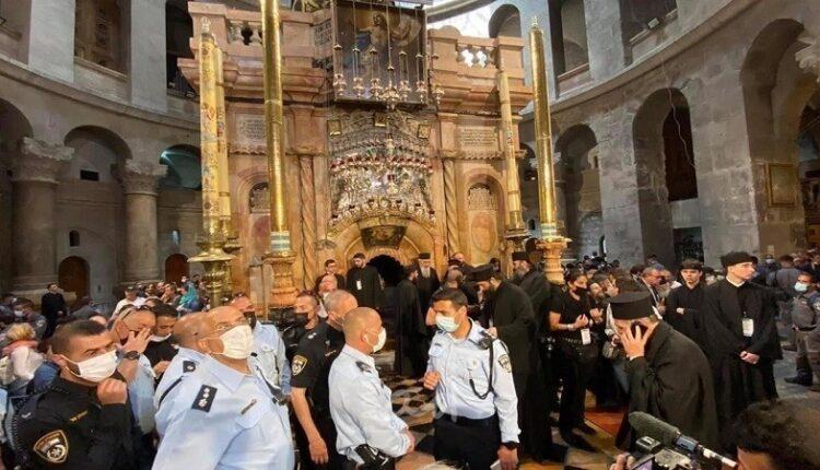 الأردن يدين مضايقات الاحتلال الإسرائيلي للمسيحيين في القدس