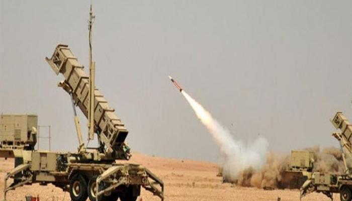 التحالف يتصدى لقصف حوثي استهدف جنوبي السعودية