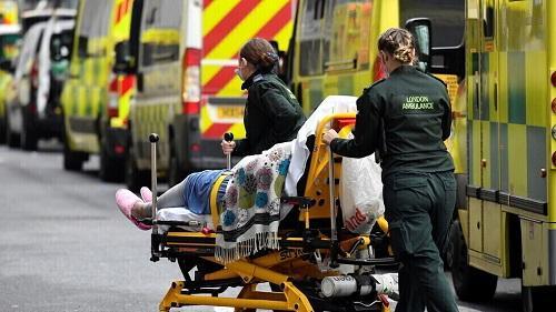 بريطانيا تسجل 133 وفاة جديدة بكورونا